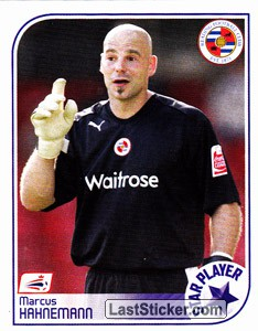 Marcus Hahnemann (Reading)