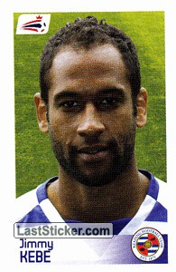 Jimmy Kebe (Reading)