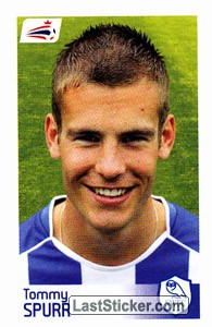 Tommy Spurr (Sheffield Wednesday)