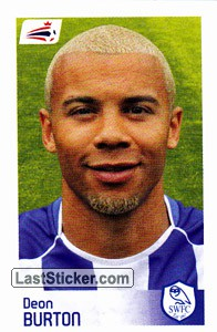 Deon Burton (Sheffield Wednesday)
