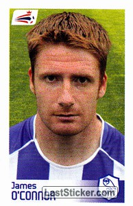 James O`Connor (Sheffield Wednesday)