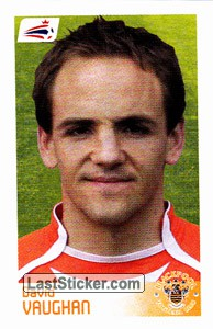 David Vaughan (Blackpool)