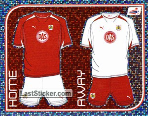 Bristol City Kits (Bristol City)