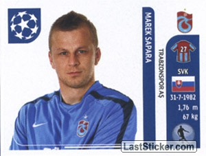 Marek Sapara (Trabzonspor AS)