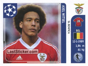 Axel Witsel (SL Benfica)