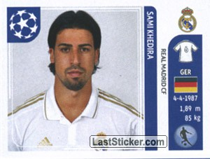 Sami Khedira (Real Madrid CF)