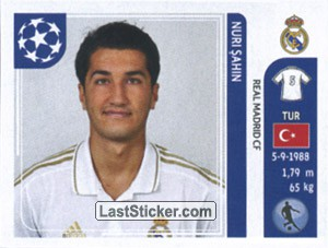 Nuri Sahin (Real Madrid CF)