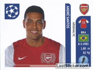 Andre Santos (Arsenal FC)