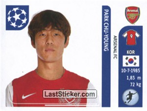 Park Chu-Young (Arsenal FC)
