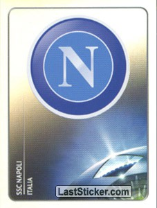 SSC Napoli Badge (SSC Napoli)