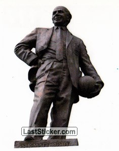 Sir Matt Busby Statue (The Theatre of Dreams)