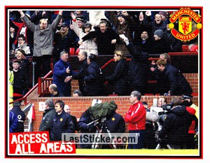 The Dug-Out (The Theatre of Dreams)