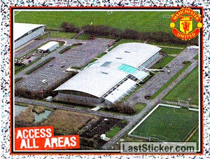 Carrington Training Ground (The Theatre of Dreams)