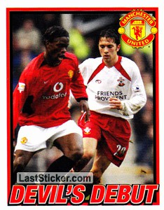 Louis Saha (Devil's Debut)