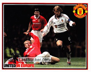 Champions League 1999/00 (United in Europe)