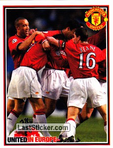 Champions League 2001/02 (United in Europe)