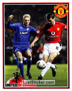 Champions League 2003/04 (United in Europe)