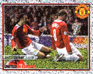 Champions League 2004/05 (United in Europe)
