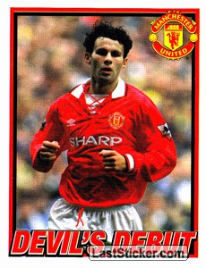 Ryan Giggs (Devil's Debut)