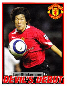 Ji-Sung Park (Devil's Debut)