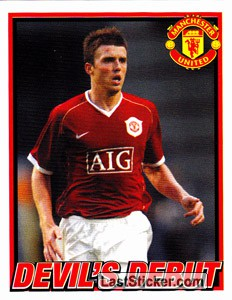 Michael Carrick (Devil's Debut)