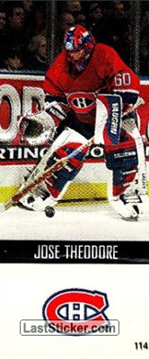 Jose Theodore (Montreal Canadiens)