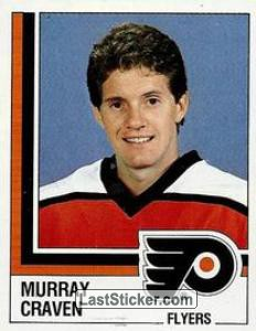 Murray Craven (Philadelphia Flyers)