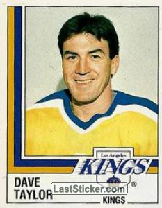 Dave Taylor (Los Angeles Kings)