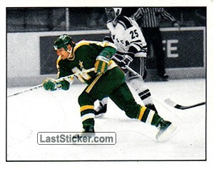 Minnesota North Stars - Action Moment (Minnesota North Stars)