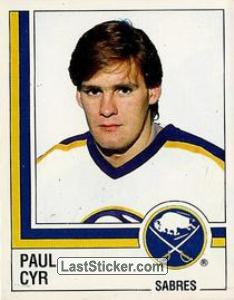 Paul Cyr (Buffalo Sabres)
