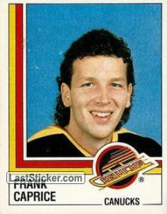 Frank Caprice (Vancouver Canucks)