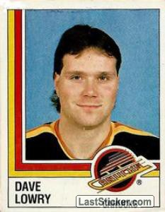 Dave Lowry (Vancouver Canucks)