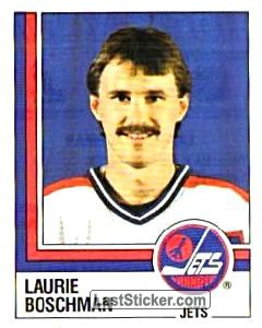 Laurie Boschman (Winnipeg Jets)