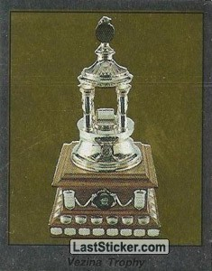 Vezina Trophy (Leaders 1986-87)