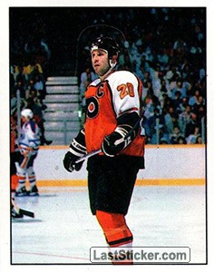 Dave Poulin (Leaders 1986-87)