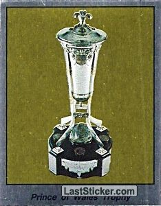 Prince of Wales Trophy (1987 Stanley Cup Playoffs)