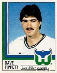 Dave Tippett (Hartford Whalers)