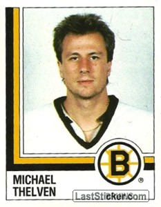 Michael Thelven (Boston Bruins)
