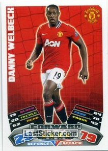 Danny Welbeck (Manchester United)