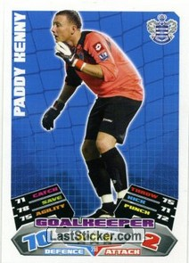 Paddy Kenny (Queens Park Rangers)