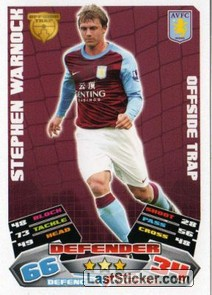 Stephen Warnock (Aston Villa)