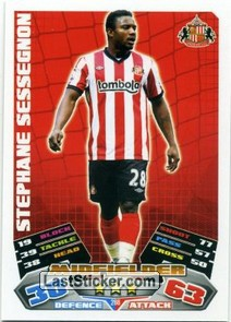 Stephane Sessegnon (Sunderland)
