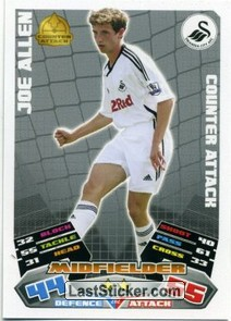 Joe Allen (Swansea City)