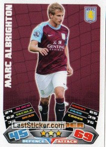 Marc Albrighton (Aston Villa)
