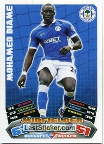 Mohamed Diame (Wigan)