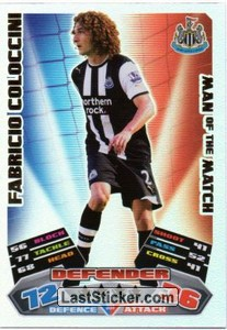 Fabricio Coloccini (Newcastle)
