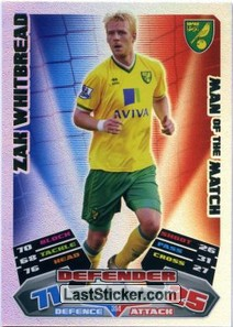 Zak Whitbread (Norwich City)