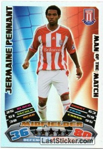 Jermaine Pennant (Stoke City)