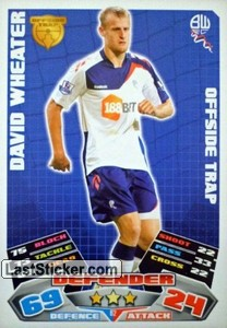 David Wheater (Bolton)