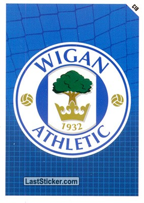 Emblem of Wigan (Wigan)